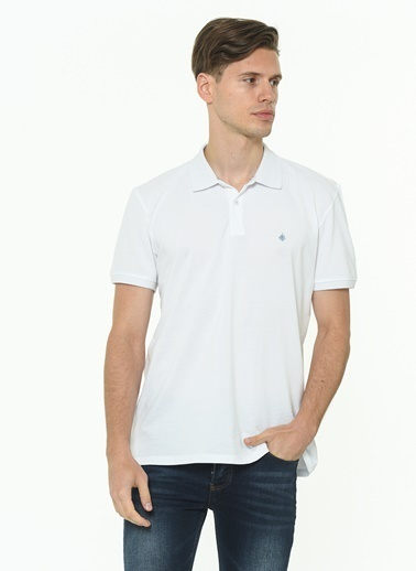 Dewberry Tişört Beyaz